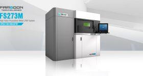 The FS273M 3D printer. Image via Farsoon.