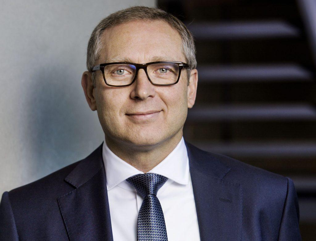 Ultimaker CEO Jürgen von Hollen