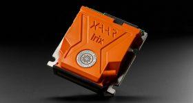 The Xaar Irix printhead. Photo via Xaar.