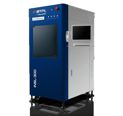 The INSL-300 3D printer. Photo via STPL3D.