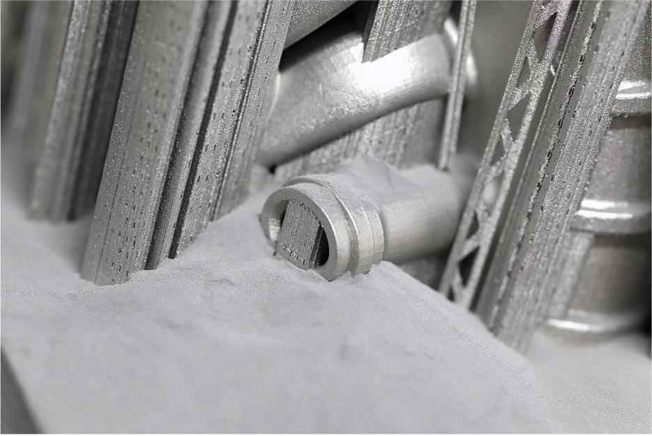 Solukon's Smart Powder Recuperation system.