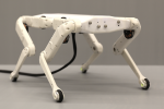 The Open Dynamic Robot Initiative's 3D printed robot dog can now be remote-controlled