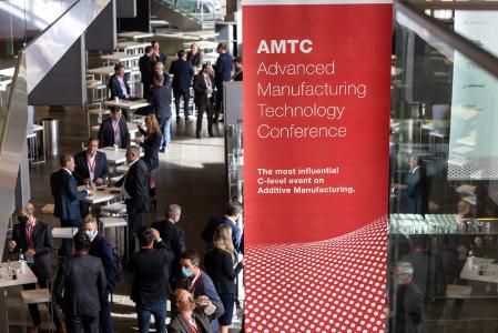 AMTC - Advanced Manufacturing Technology Conference 2021 Day 2. Photo via Robert Gongoll/Oerlikon.