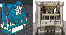 Dyndrite's Raster and Vector Toolpathing API. Image via Dyndrite.