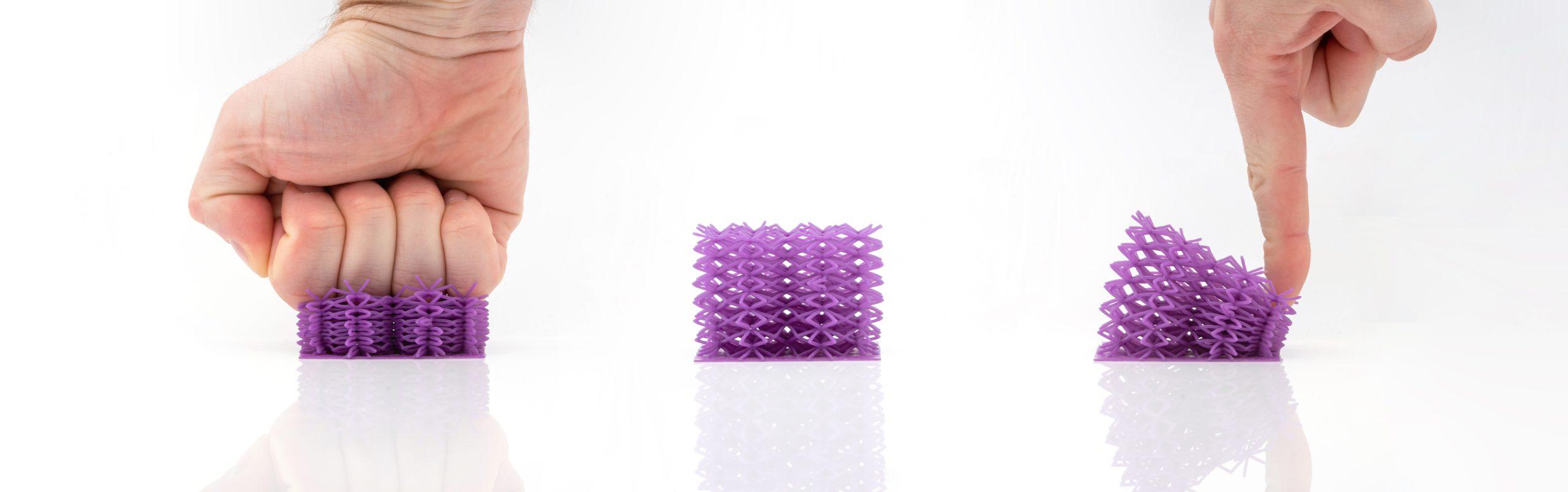 Evonik and Cubicure's INFINAM FL 6300 L resin. Photo via Evonik.