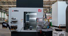 A hybrid manufacturing setup with ESPRIT software and the Meltio Engine. Photo via Meltio.