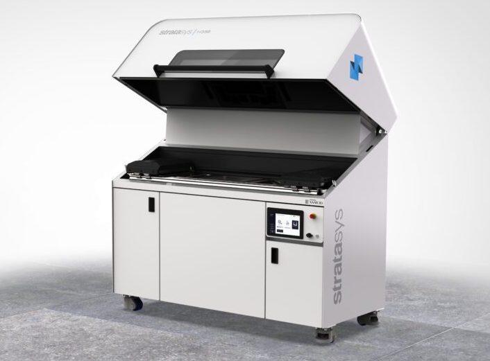 Stratasys' H350 3D printer.