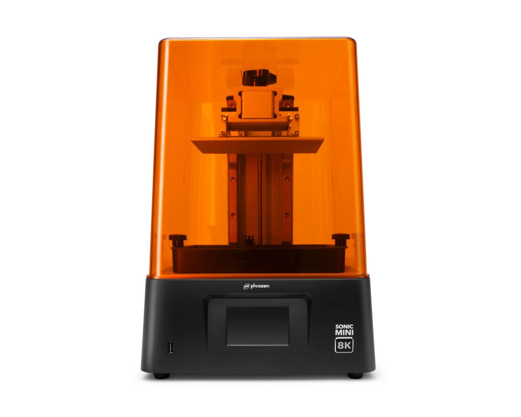 The Sonic Mini 8K 3D printer. Photo via Phrozen.