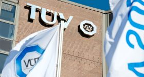 TÜV SÜD offers a wide variety of services, including training, audits, certification, advisory services, and reporting, Photo by TUV SUD.