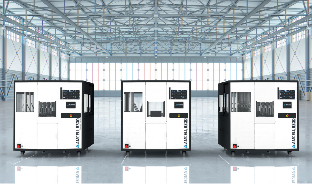 Triditive's Amcell 8300 3D printer. Photo via Triditive.