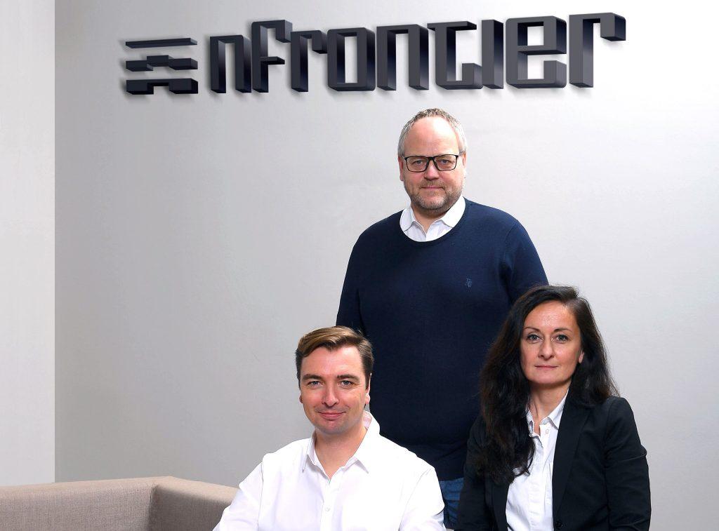 nFrontier's Emerging Technology Center team.